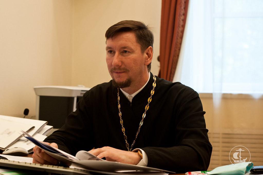 Проректор по научно-богословской работе