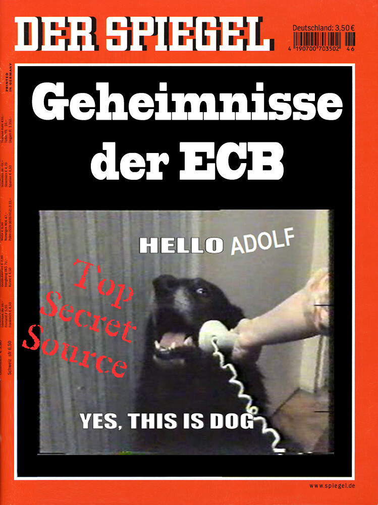 TOP SECRET ECB