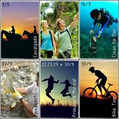 Calendário Setembro 2012