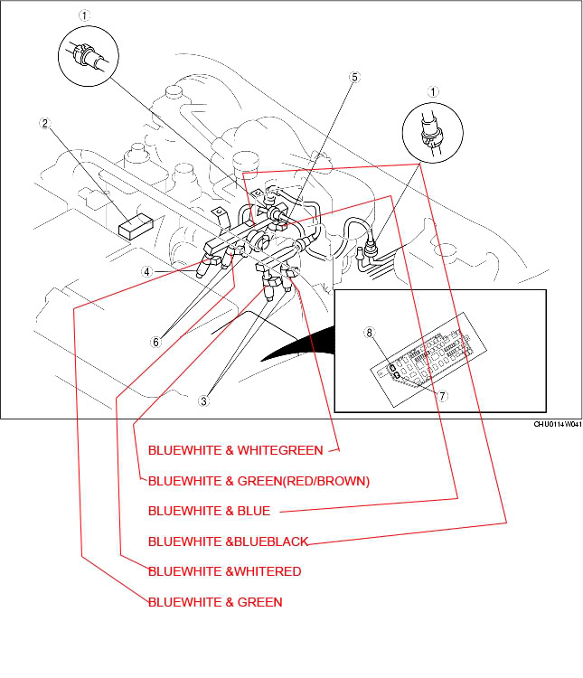 need help with my fuel injector sequence - rx8club.com 2009 ford ranger fuel injector wiring diagram rx 8 fuel injector wiring diagram