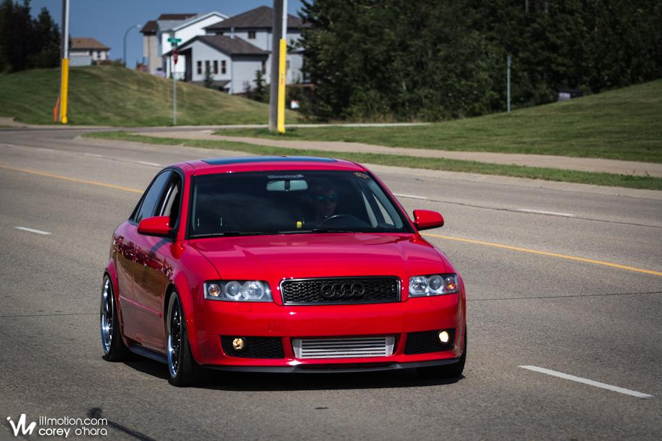 Siatka Quot Plaster Miodu Quot W Grill Przemyślenia Audi A4 B6