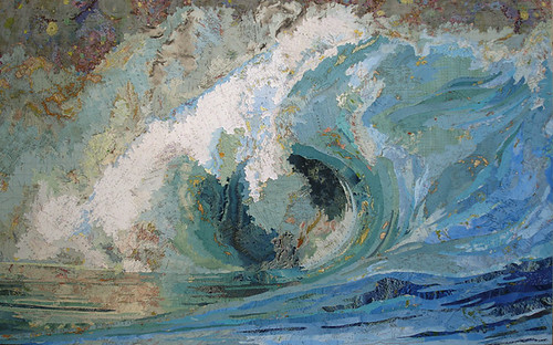 Matthew-Cusick_208, Fiona's Wave, 2005