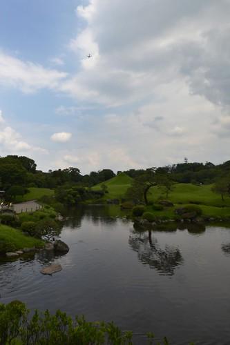 2012夏日大作戰 - 熊本 - 水前寺成趣園 (5)