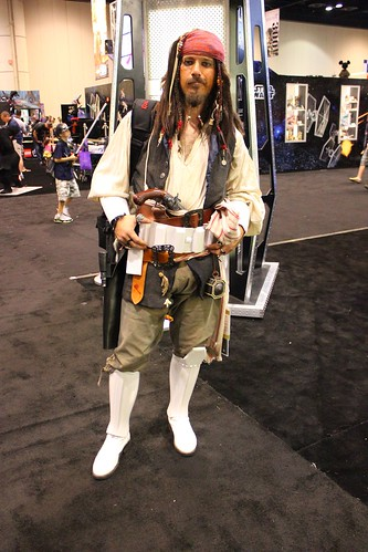 Jack Sparrow Trooper - Star Wars Celebration VI