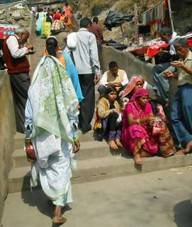 Mansa Devi pilgrim break