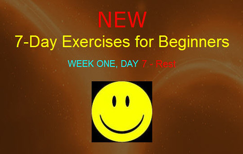 7-Day Exercises for Beginners: WEEK ONE, DAY 7 @Gymra.com / Fixes For Jiggles