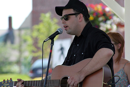 Nick Ferrio & His Feelings - Sappyfest 2012 - 01