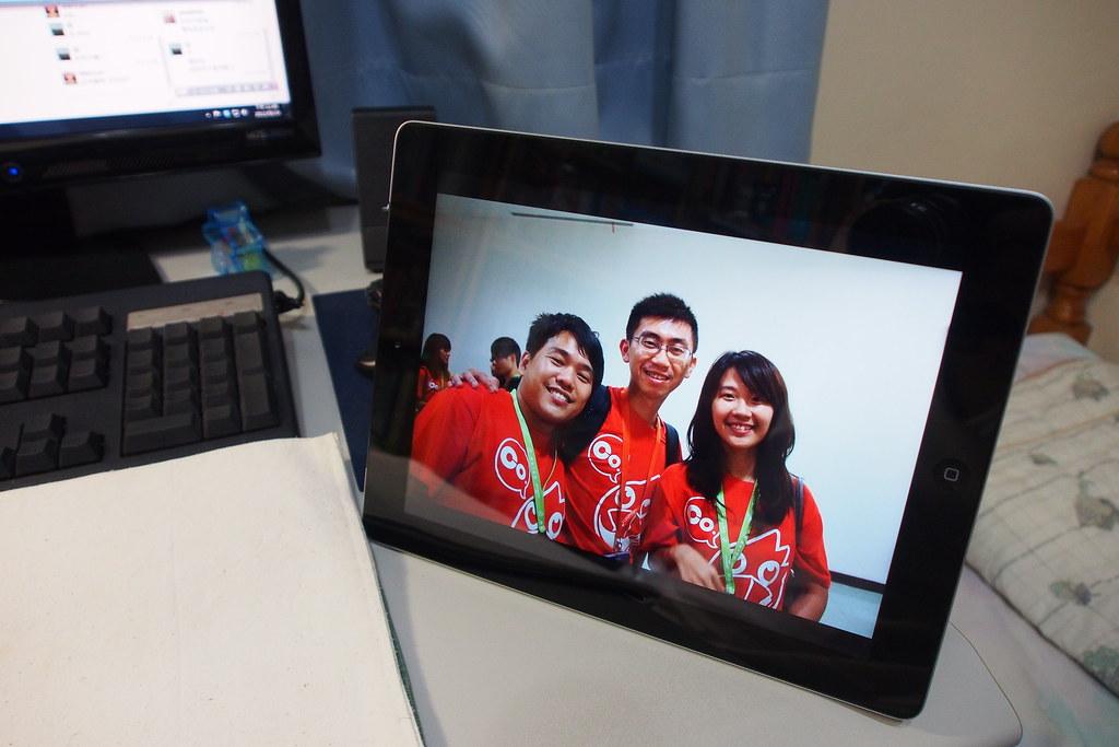 iPad 看照片