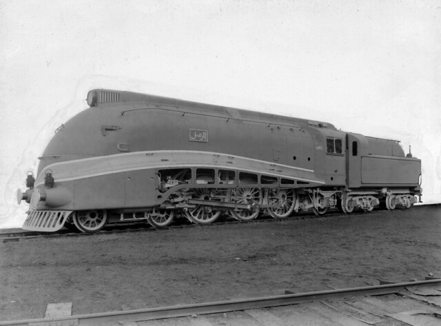 ISR PC Class Streamliner (Baghdad to Mosul Railway)