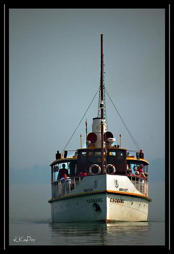 lake see hungary ship pentax ungarn schiff balaton magyarorszag zala plattensee keszthely csobánc zalamegye elkaypics