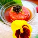 tuna tartar with caviar