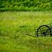 Green and the Wheelbarrow