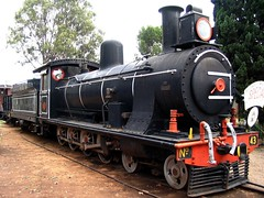 Rhodesian / Zimbabwean Railways 7th Class Nbr 43