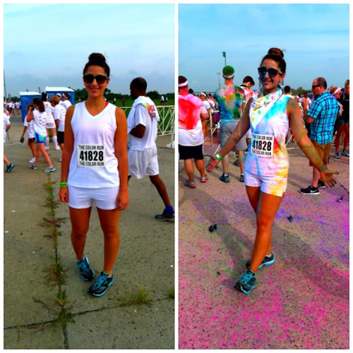 NYC Color Run 2012