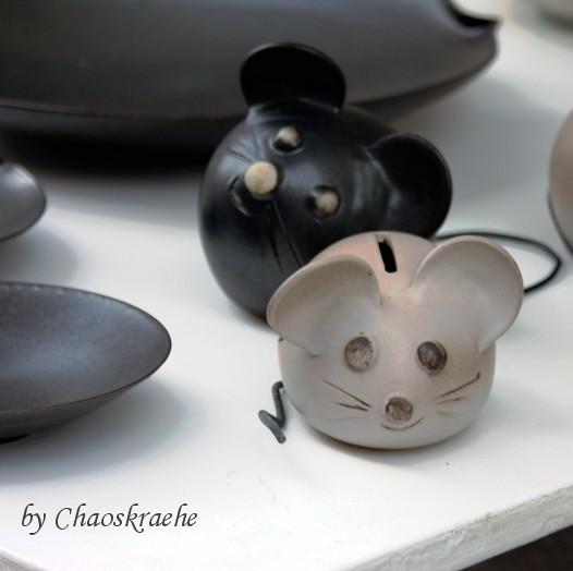 Die Mäuse müssen zusammenbleiben