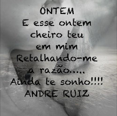 ONTEM by amigos do poeta