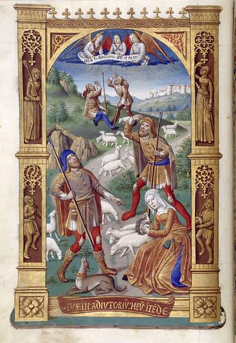 019-Libro de horas de Carlos VIII Rey de Francia -1401-1500-Copyright Biblioteca Nacional de España
