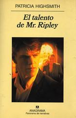 Patricia Highsmith, El talento de Mr Ripley