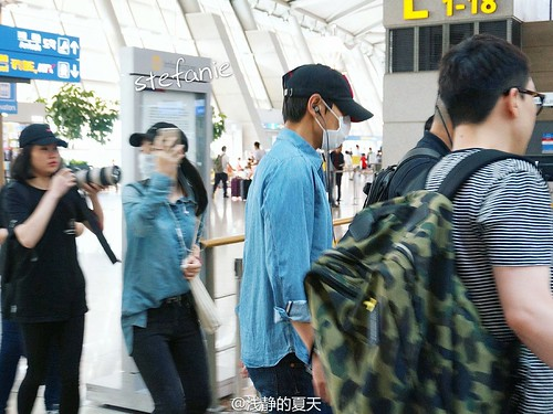 BIGBANG Departure Seoul Incheon to Foshan 2016-06-10 (20)