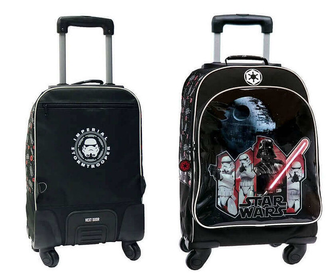 mochila Star Wars Trolley