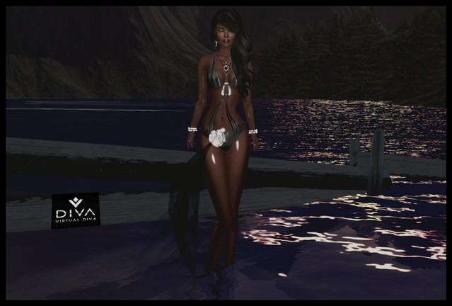 Virtual Diva + Kosmetik