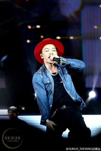 Tae Yang - V.I.P GATHERING in Harbin - 21mar2015 - SUNANDUS - 14