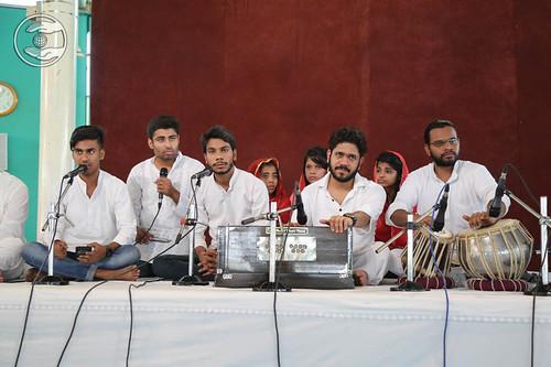Avtar Bani by devotees from Inderlok, Delhi