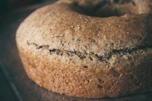 Pan integral con semillas #delicius #pan #vegan #integral #green #foodporn #bread #instabread #panaderia #gameoftones #cook