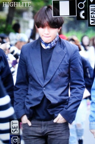 Big Bang - KBS Music Bank - 15may2015 - Dae Sung - Hight Lite - 03