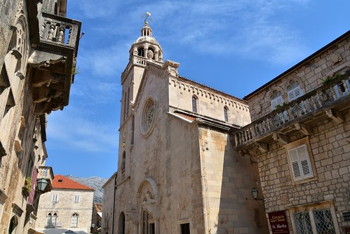 Cathedral of St. Mark, Korcula, 15th century (2)