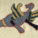 Bayeux Tapestry Motif, by Stamford Bridge Tapestry Project