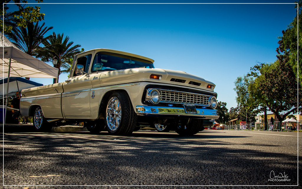 1963 Chevrolet C10 Fleetside - 2016 Crusin Route 66 Reunion - Ontario, CA