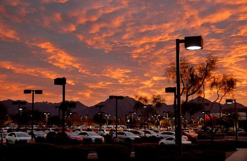 auto winter arizona sunrise scottsdale d200 dealership arizonapassages