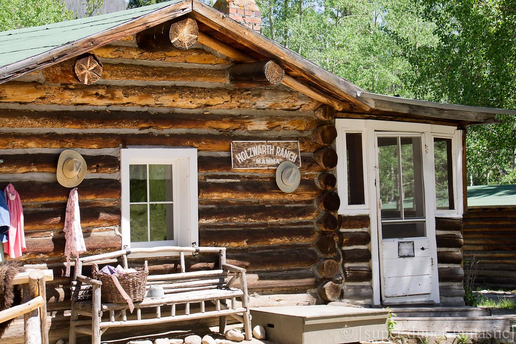Rocky Mountain National Park - Holzwarth Historic Site
