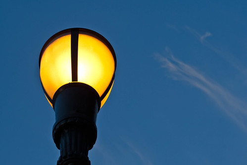 Parl Lamp