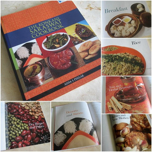 Konkani Saraswat Cookbook