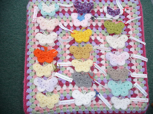 Nicola (UK) Thank you for the Butterflies!
