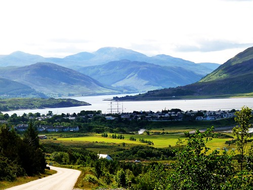 Ullapool and Loch Broom, Scottish Highlands