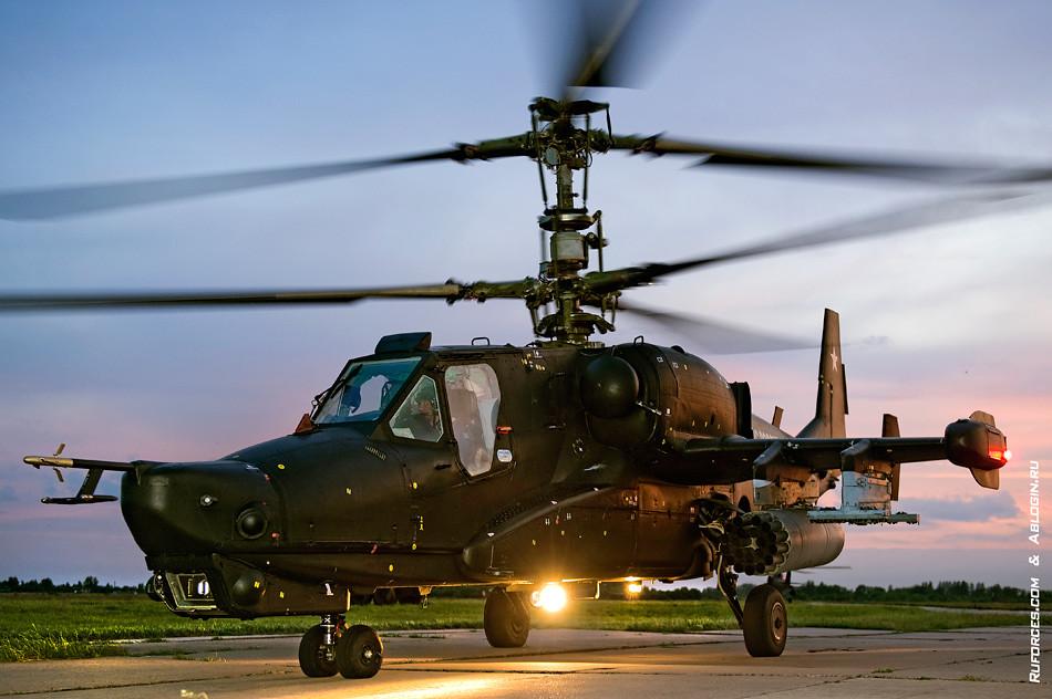 "Vídeo: Kamov Ka-50 Hokum ""A"" – Codinome OTAN: Black Shark"