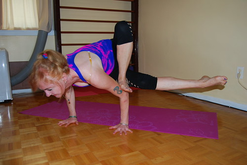 Dragon Fly Arm Balance