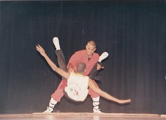 Mon, 07/11/2011 - 10:56 - Shaolin Kung Fu training in India