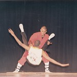 Shaolin Kung Fu training in India