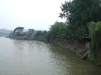 古鎮黄龍渓