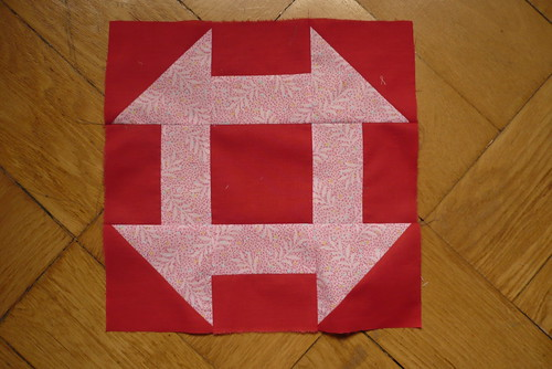Block 4 - Beginner's Quilt Along