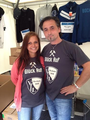 Glück Auf - das T-Shirt des VfL Bochum
