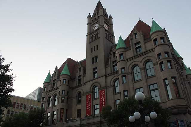 Landmark Center - always pretty