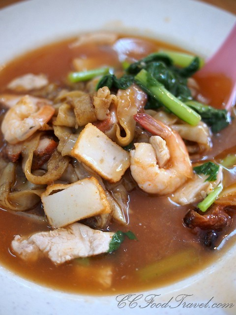 Kelana Jaya Sarawak tomato Noodles