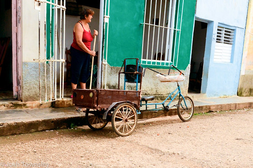 Bicycle scenes from Cuba by Josh Townsley--5