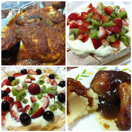 Makan dan Makanan Sempena Musim Panas by Ghazali (Orang Malaya Di Yanbu, KSA)