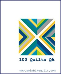 7579630758 4a4dd7caa6 m 100 Quilts Quilt Along: Finishing the Quilt Top